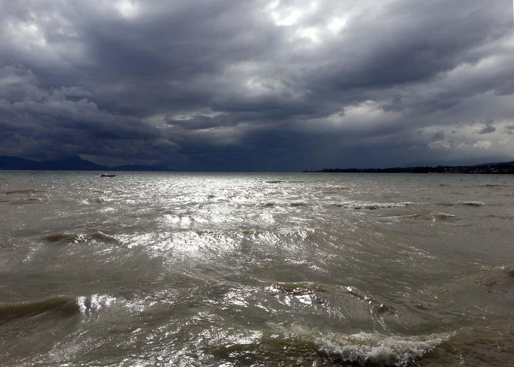 Au Lac - Alain Rebord