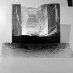 Translucide sur pierre de taille 3 - Alain Rebord