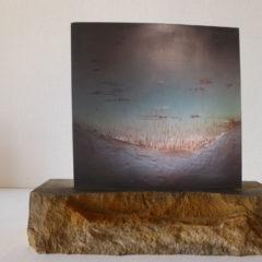 Translucide sur pierre de taille - Alain Rebord